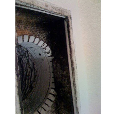 mold in ac ductwork